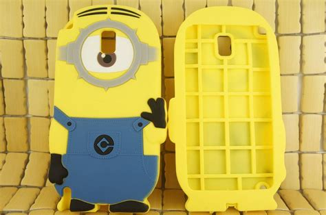 Minion Samsung Note3 minions for galaxy note3 n9000 cell phone cover