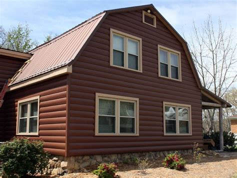log house siding house siding topeka ks replacement windows roofing