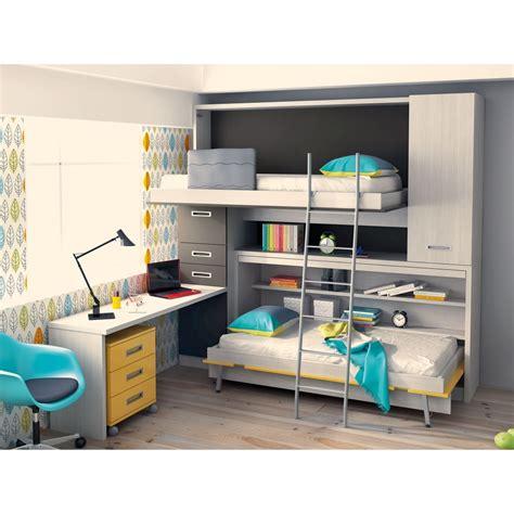 escritorio litera litera abatible escritorio mar 237 a literas abatibles parchis