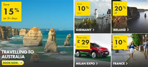 discount vouchers europcar uk europcar discount codes and promo codes for 2016