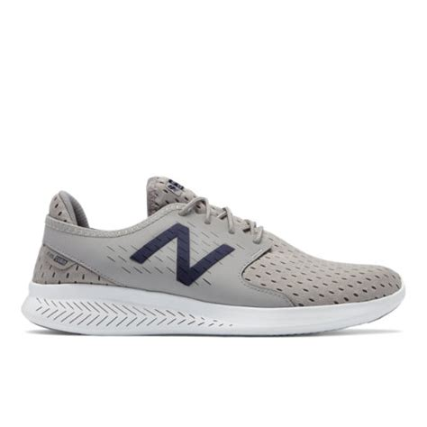 Sepatu New Balance Fuelcore Coast new balance fuelcore coast v3 s speed running shoes grey navy mcoasln3 proshopaholic