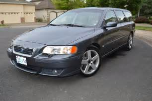 2004 Volvo S70 2004 Volvo V70 R Overview Cargurus