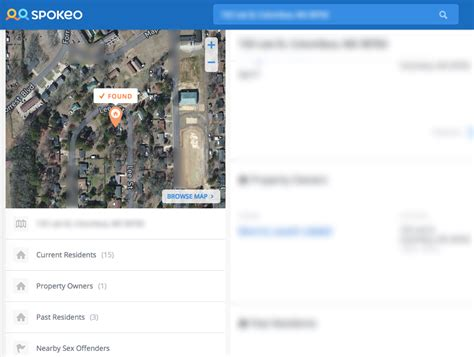 Search For Property Owner By Address New To Spokeo Property Owners Residents 171 Spokeo Search