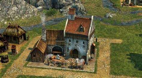 Alms House Anno 1404 Wiki Fandom Powered By Wikia House Layout Anno 1404