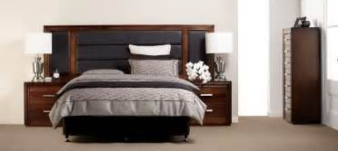 Forty Winks Bedroom Furniture Ritz Bed Frame W Extended Bedhead Bedroom Furniture Forty Winks