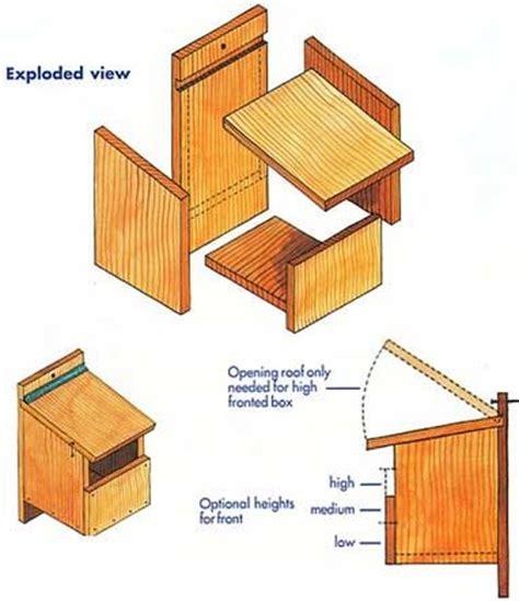 image   open fronted nest box nesting boxes bird