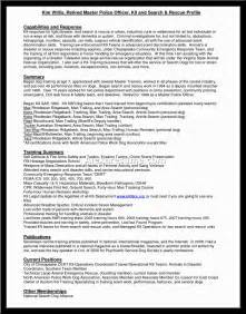Retired Resume Exles by Published Article On Resume