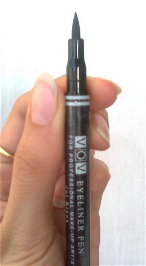 vov eyeliner pen review