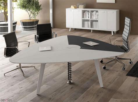 table de r 233 union en bois rail epoxia mobilier