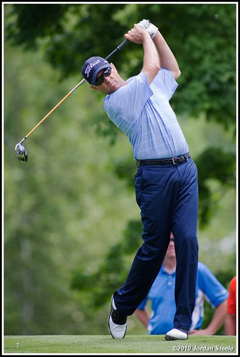 boo weekley swing the memorial tournament golf sports in photography on