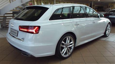 Audi A6 S Line Wei by 2017 Audi A6 Avant Quattro S Line Exterior Interior