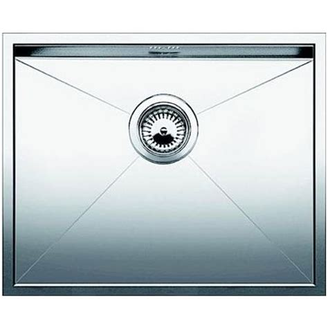 Blanco Zerox 550 If Stainless Steel Kitchen Sink Blanco Sink Template
