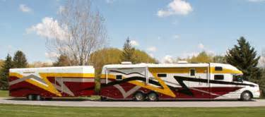 Powerhouse coach built to order luxury motor coaches