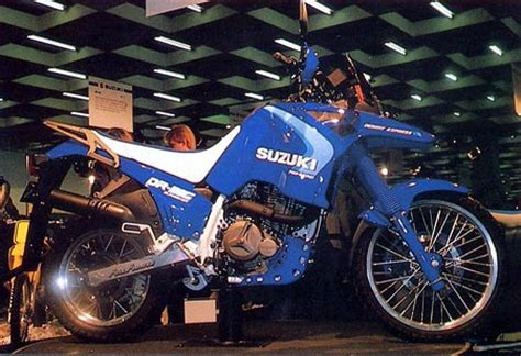 Suzuki Dr 750 Big Review Hola Que Me Podeis Contar De La Suzuki Dr Big 750 P 225 2