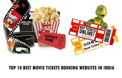 best websites to buy tickets top 10 best tickets booking websites in india