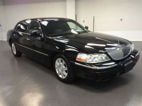 buy used 2007 lincoln town car executive l sedan 4 door 4 6l in west chester pennsylvania buy used 2007 lincoln town car executive l in kearny new jersey united states