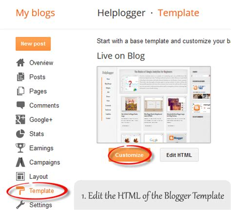 edit html template add a pin it mouseover button on images