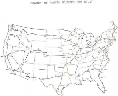 toll roads in usa map the quot yellow book quot