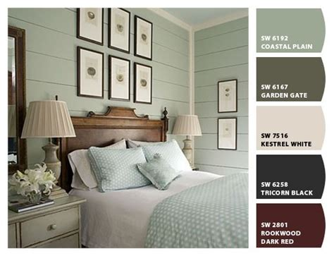 sherwin williams coastal plain heavenly bedrooms