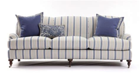 blue stripe sofas russell sofa in bronte stripe