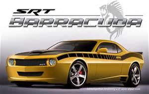 the 2015 srt barracuda a new promise for the future
