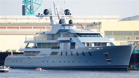 yacht quantum blue owner yacht pacific at shipyard l 252 rssen plus quantum blue youtube