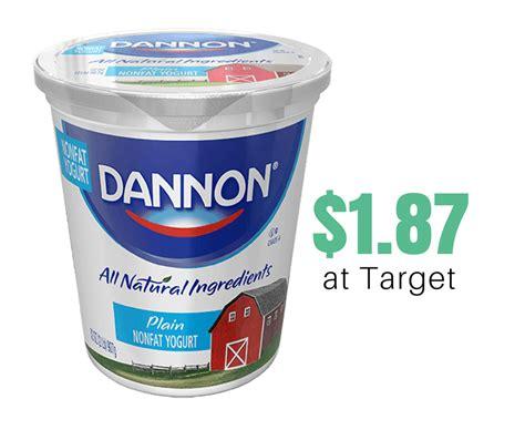 qt tutorial bogo dannon yogurt quart 1 87 at target southern savers