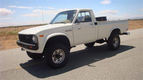 1981 Toyota Truck 4 215 4 187 Toyota Trucks 187 1981 Toyota 4 215 4 Axle Longbed