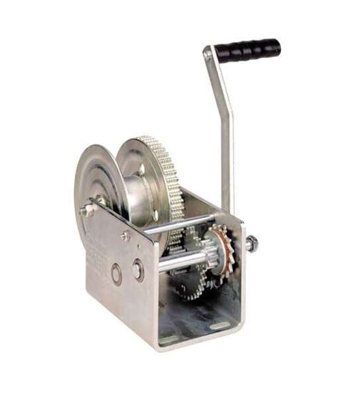 boat winch wheel manual 2500 lbs pwc winch boat lift warehouse