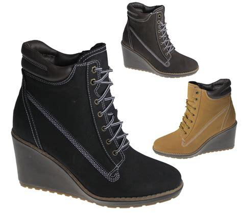 high wedge heel boots womens wedge heel boots high top desert winter