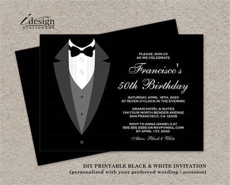 formal birthday invitation templates business invitation designs free premium templates