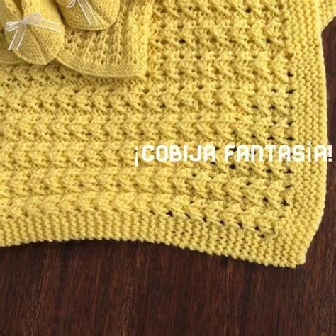 cobijita tejida para bebe 161 qu 233 linda y abrigadora se ve esta cobijita est 225 tejida en