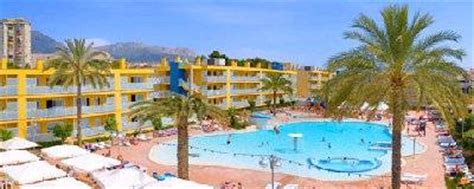2 Bedroom Suites San Francisco terralta apartments benidorm spain