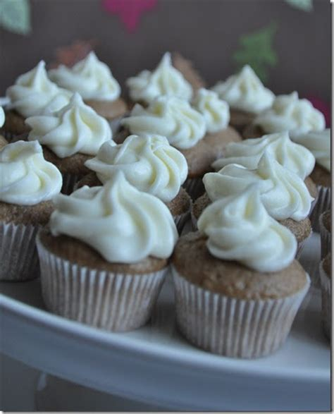 Cupcake Of The Week Pumpkin Chiffon Mousse With Gingersnaps by Fredellicious Pumpkin Mousse Cupcakes