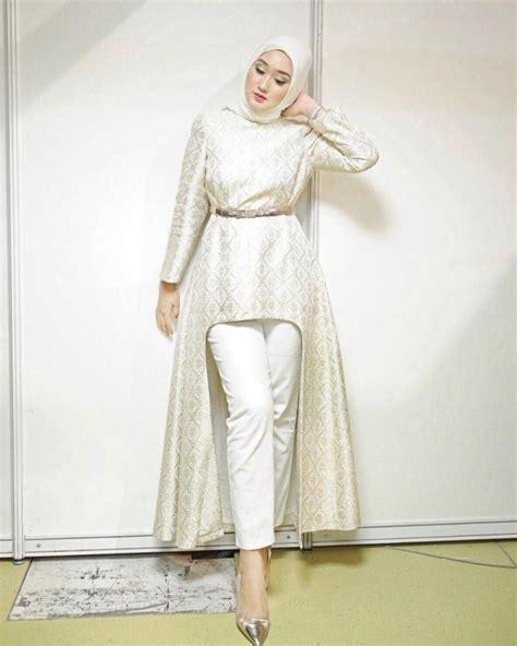 Celana Punny White 14 model setelan celana untuk kondangan til formal nggak harus pakai gaun atau kain batik kan
