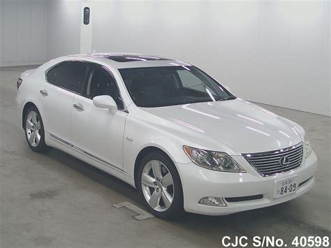 ls for sale 2006 lexus ls 460 pearl for sale stock no 40598
