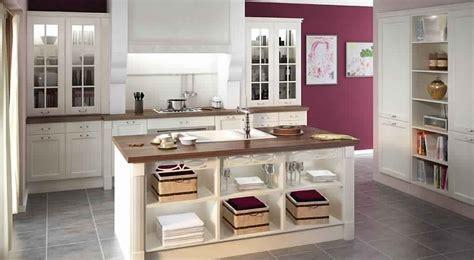 meuble blanc cuisine buffet de cuisine bois blanc