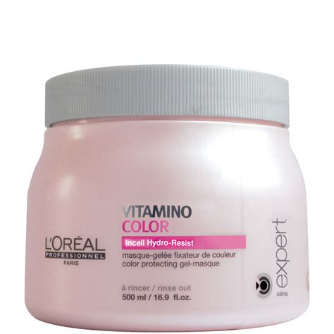 Loreal Serie Expert Vitamino Color Masque 500ml l oreal professionnel serie expert vitamino color masque 500ml free delivery