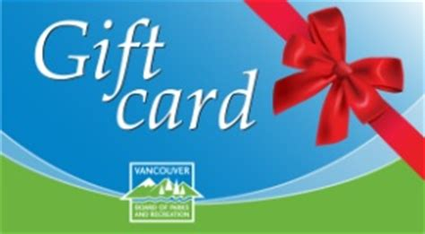 Park City Gift Cards - gift card terms and conditions city of vancouver