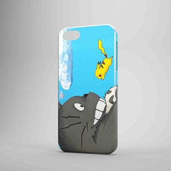Custom Hardshell 3d Iphone 66s6s Plus 1 Best 3d Pikachu Iphone Products On Wanelo