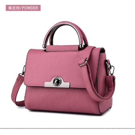 Promo B4380 Darkpink Tas Fashion Elegan Import jual b90830 darkpink tas handbag modis import