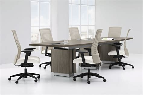 Zira Boardroom Table Buy Rite Business Furnishings Office Furniture Vancouver