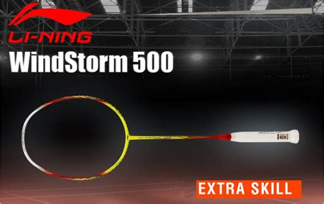 Baru Raket Badminton Lining Windstorm 700 Original buy original li ning aytj019df badminton sneakers at