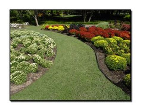 lawn edging for the landscape