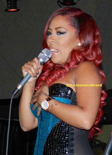 K Michelle Hair Line | video k michelle talks music life outside of lhha