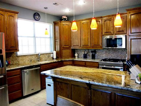 kitchen countertops and backsplash home design ideas
