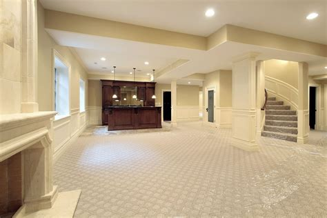 Basement Improvement by Revolutionize Your Home With A Basement Remodeling Denver