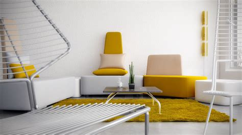 yellow furniture living room 25 gorgeous yellow accent living rooms