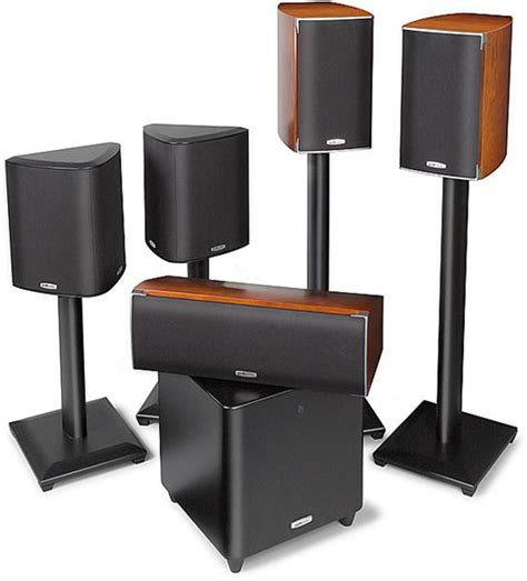 polk audio rti a3 rtia3 bookshelf surround speakers