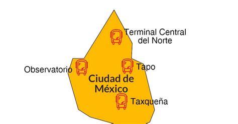 Matras Central No 2 directorio de micros terminal central norte de la